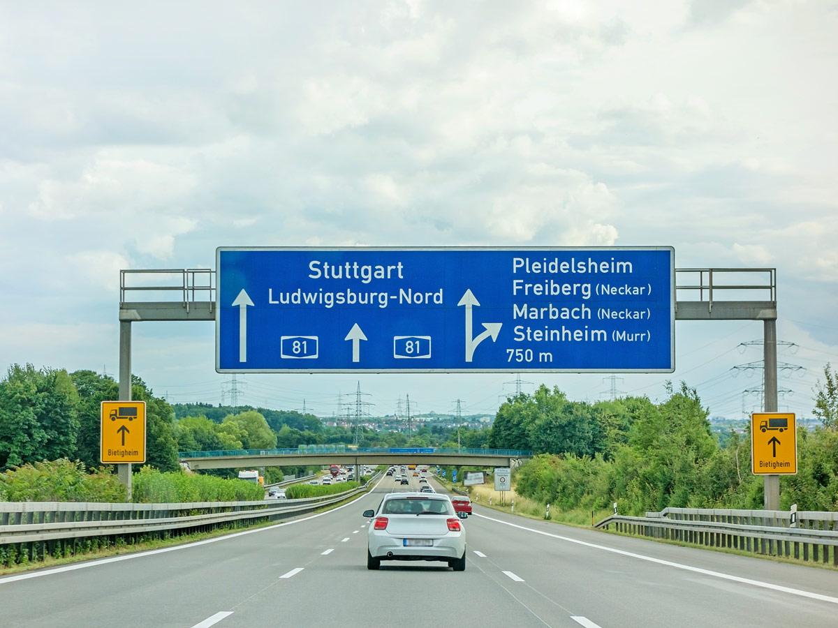 Límite velocidad Europa