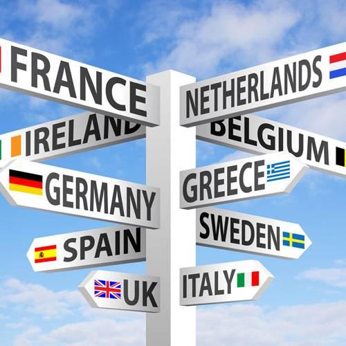 Estos son los límites de velocidad que encontrarás en Europa