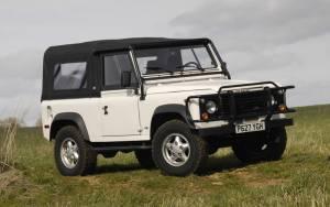 Land Rover Defender 1993-2001