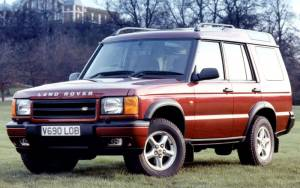 Land Rover Discovery 1997-2003