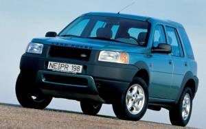 Land Rover Freelander 1997-2002