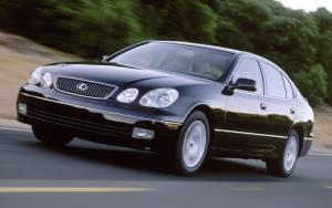Lexus GS 2000-2004