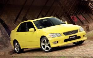 Lexus IS 1999-2004