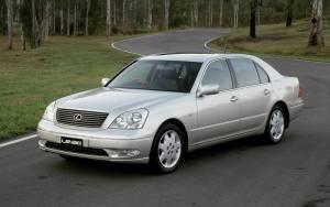 Lexus LS 2000-2003