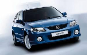 Mazda 323 1999-2003