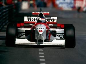 McLaren MP4/10 de 1995