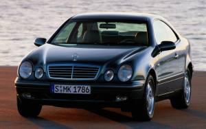 Mercedes-Benz CLK 1997-2002