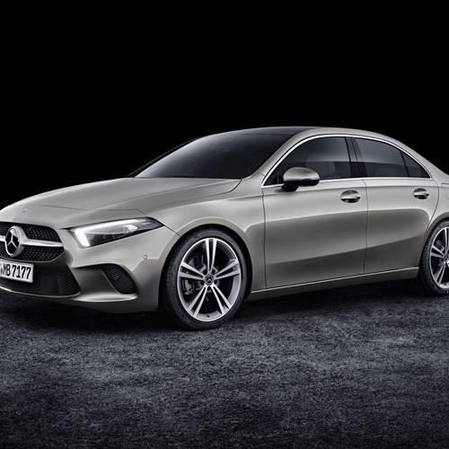 Mercedes-Benz Clase A Sedan, para almas inquietas