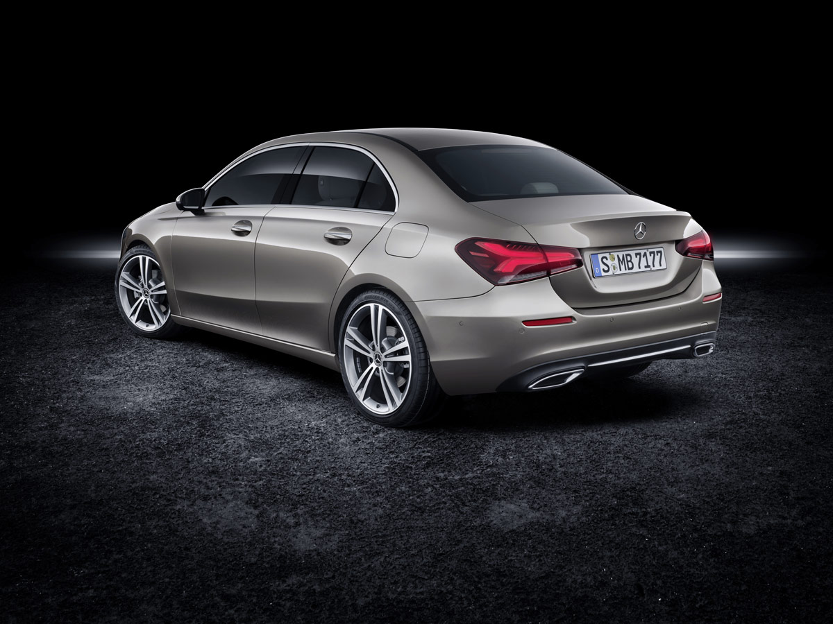 Mercedes-Benz Clase A Sedan