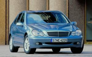Mercedes-Benz Clase C 2000-2007