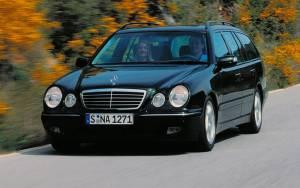 Mercedes-Benz Clase E 1999-2002