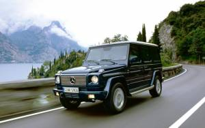 Mercedes-Benz Clase G 2000-2006