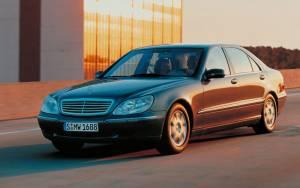 Mercedes-Benz Clase S 1998-2002