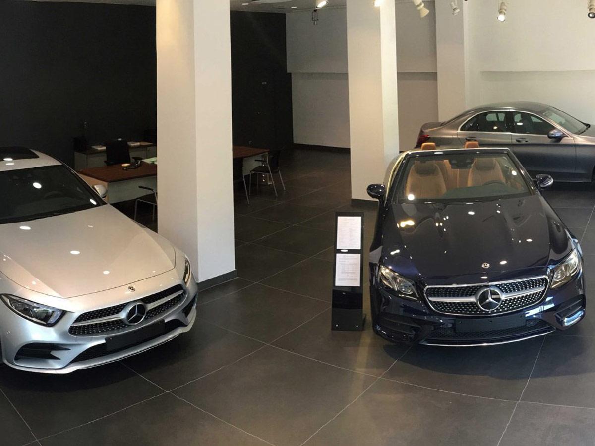 Mercedes-Benz Retail