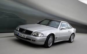 Mercedes-Benz SL 1997-2001