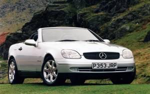 Mercedes-Benz SLK 1996-2000