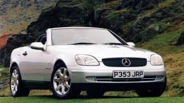 Mercedes-Benz SLK 1996-2000. Daimler manipulación emisiones