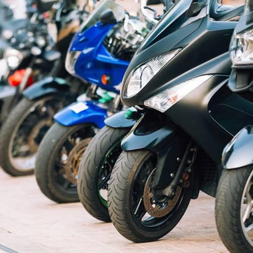 Más de la mitad de las motos y ciclomotores circulan sin la ITV