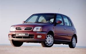 Nissan Micra 1999-2003