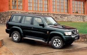 Nissan Patrol 1997-2000