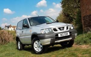 Nissan Terrano II 1999-2006