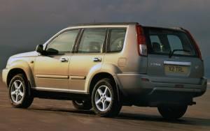 Nissan X-Trail 2000-2004