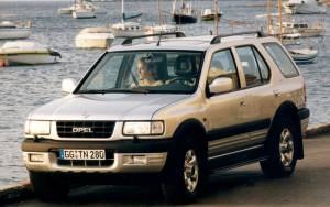 Opel Frontera 1998-2003