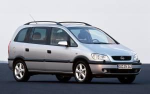 Opel Zafira 1999-2003