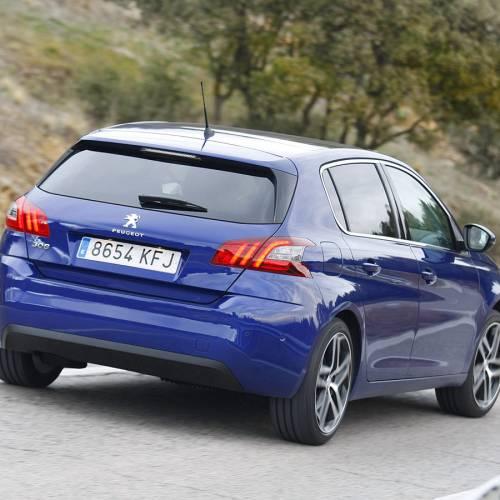 Probamos el nuevo Peugeot 308 1.2 Puretech, la alternativa al diésel