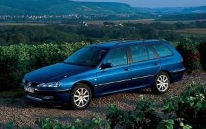 Peugeot 406 1999-2004