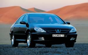 Peugeot 607 1999-2004