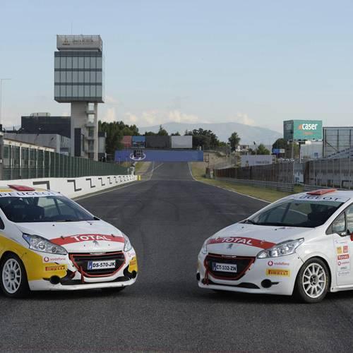 Peugeot Rally Cup Ibérica, el primer paso internacional para los jóvenes pilotos