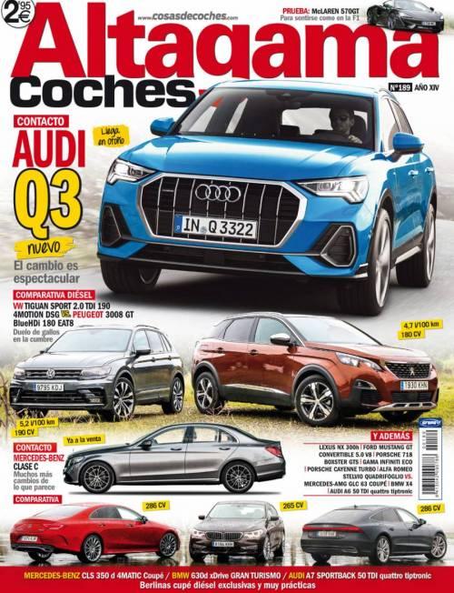 Revista Altagama Motor Número 189