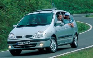 Renault Megane Scenic 1999-2002