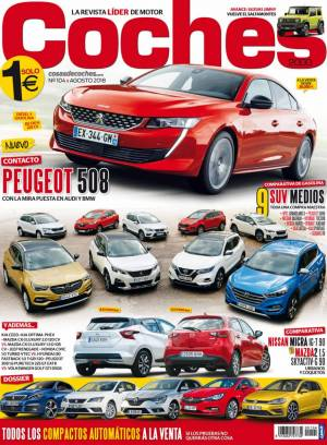 Revista Coches – número 104