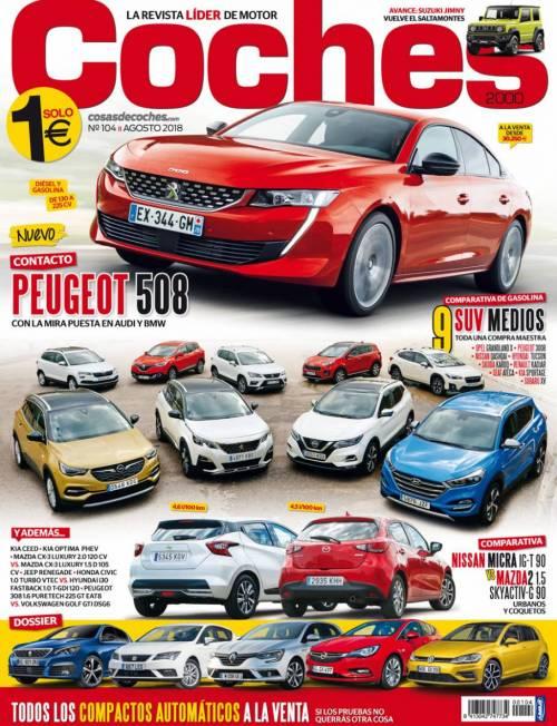 Revista Coches – número 104