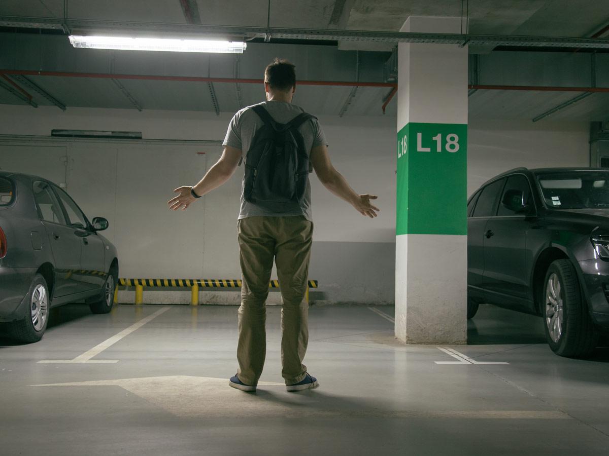 evitar robo coche