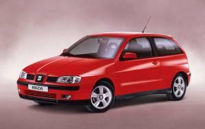SEAT Ibiza 1999-2002