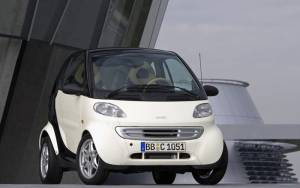 Smart Fortwo 1998-2002