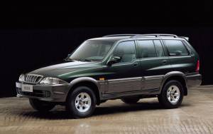 Ssangyong Musso 1998-2005