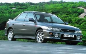 Subaru Impreza 1996-2000