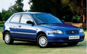 Suzuki Baleno 1999-2002