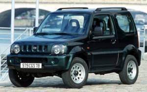 Suzuki Jimny 1998-2006