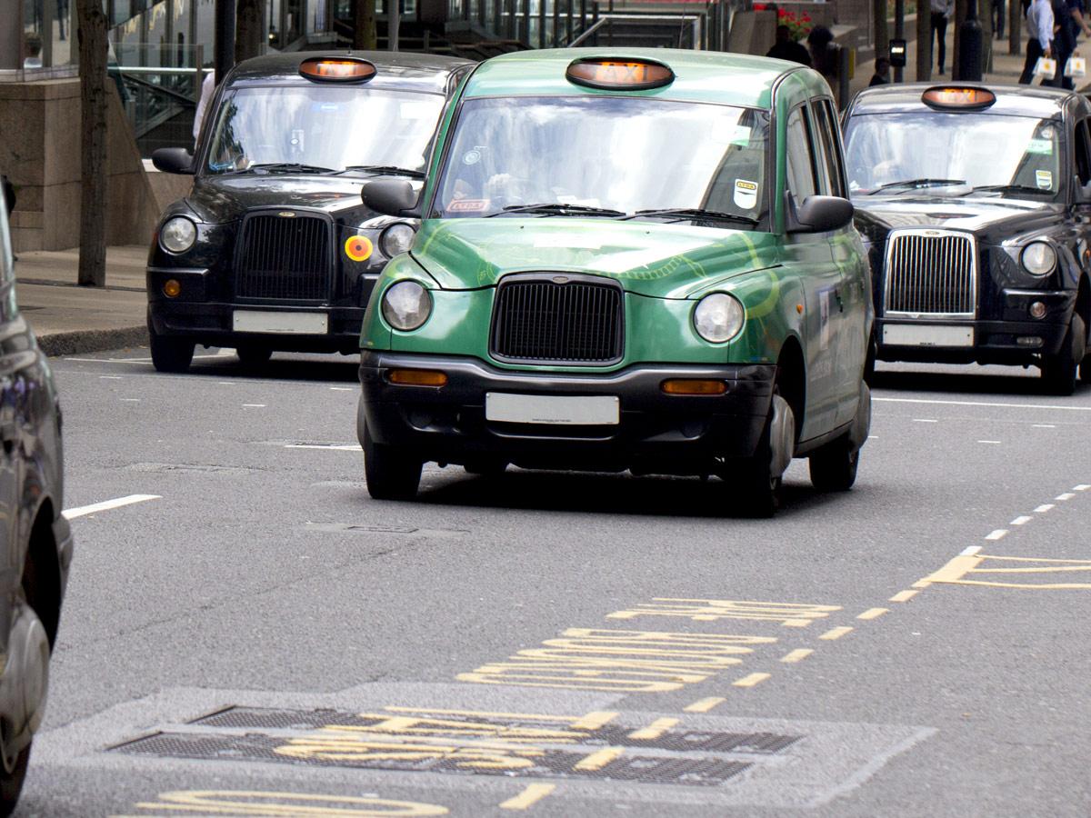 Taxi de Londres