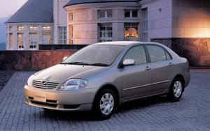 Toyota Corolla-2000-2004