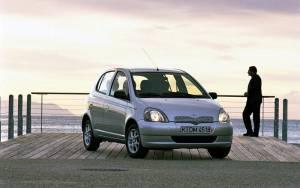 Toyota Yaris 1999-2003