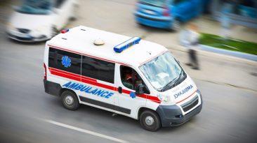 ambulancia sirena azul