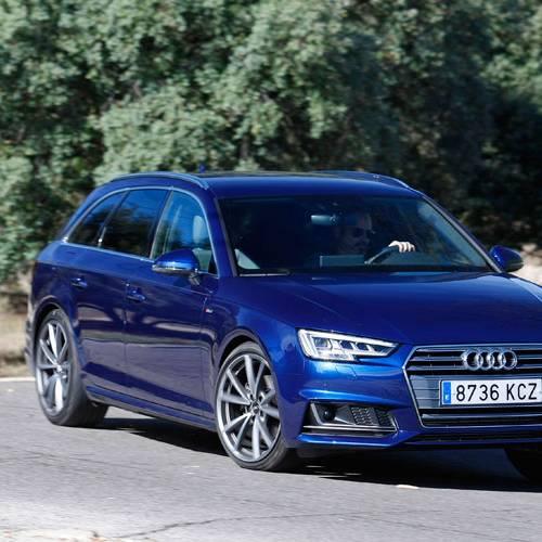 """Con el Audi A4 Avant g-Tron te sentirás """"como en casa"""""""
