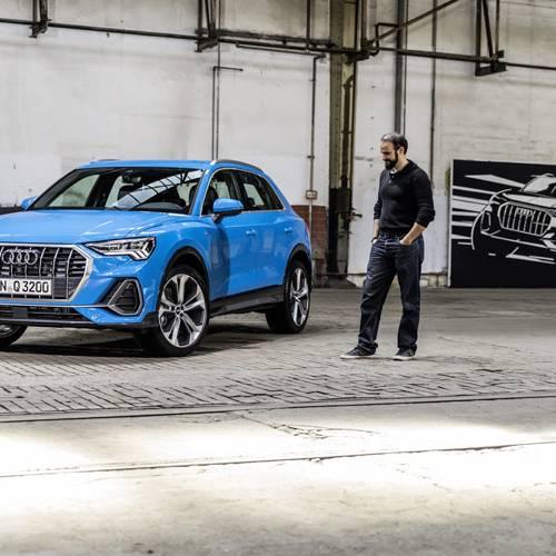 Conocemos en persona el nuevo Audi Q3: superior, en todo