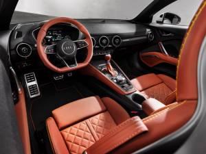 Audi TT: más extras